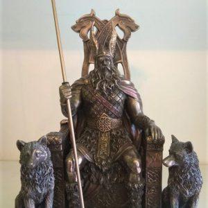 Odin en trono