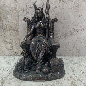 Frigga_trono